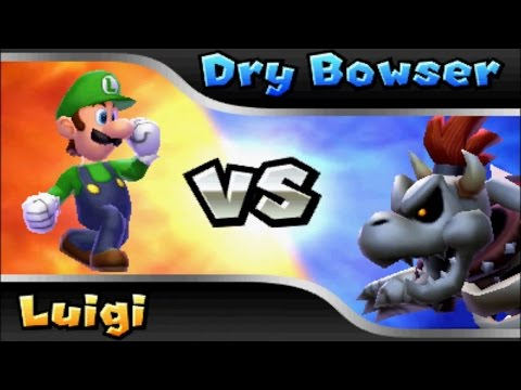 Mario Party: Island Tour - Bowser's Tower Walkthrough (Luigi)