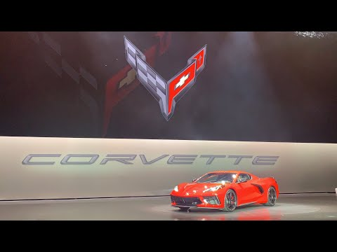 The Bus Driver - The New Corvette Has Been Revealed And It's Mind-Blowing!
