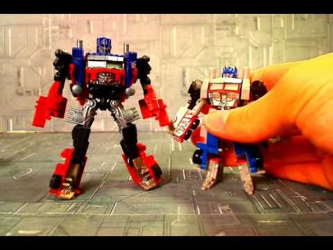 DotM Cyberverse Optimus Prime Limited Edition Preview Pack (with 3D Glasses!)