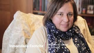 Inmaculada, con cáncer de pulmón, dice NO a la eutanasia