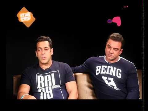 Tubelight - Exclusive Interview | Salman Khan, Sohail Khan | B4U Star Stop