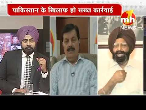 Big Debate on Uri Terror Attack with Defence Experts, Pat-2