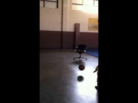 Basketball becket
