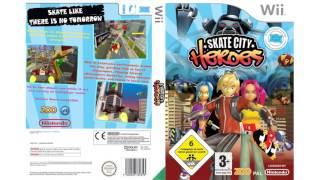 Skate City Heroes WII