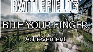 Battlefield 3: Bite Your Finger - Achievement/Trophy Guide - Tutorial