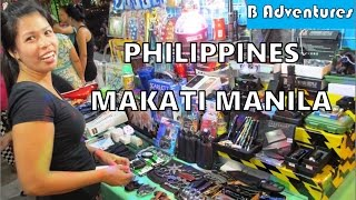 Philippines S1 Ep1: Makati Manila, The Clipper Hotel, BAGA Food Market, Nightlife, Travel Vlog