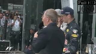 Reactie Max Verstappen na GP Brazilië / Formule-1