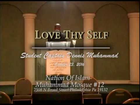 Love Thy Self