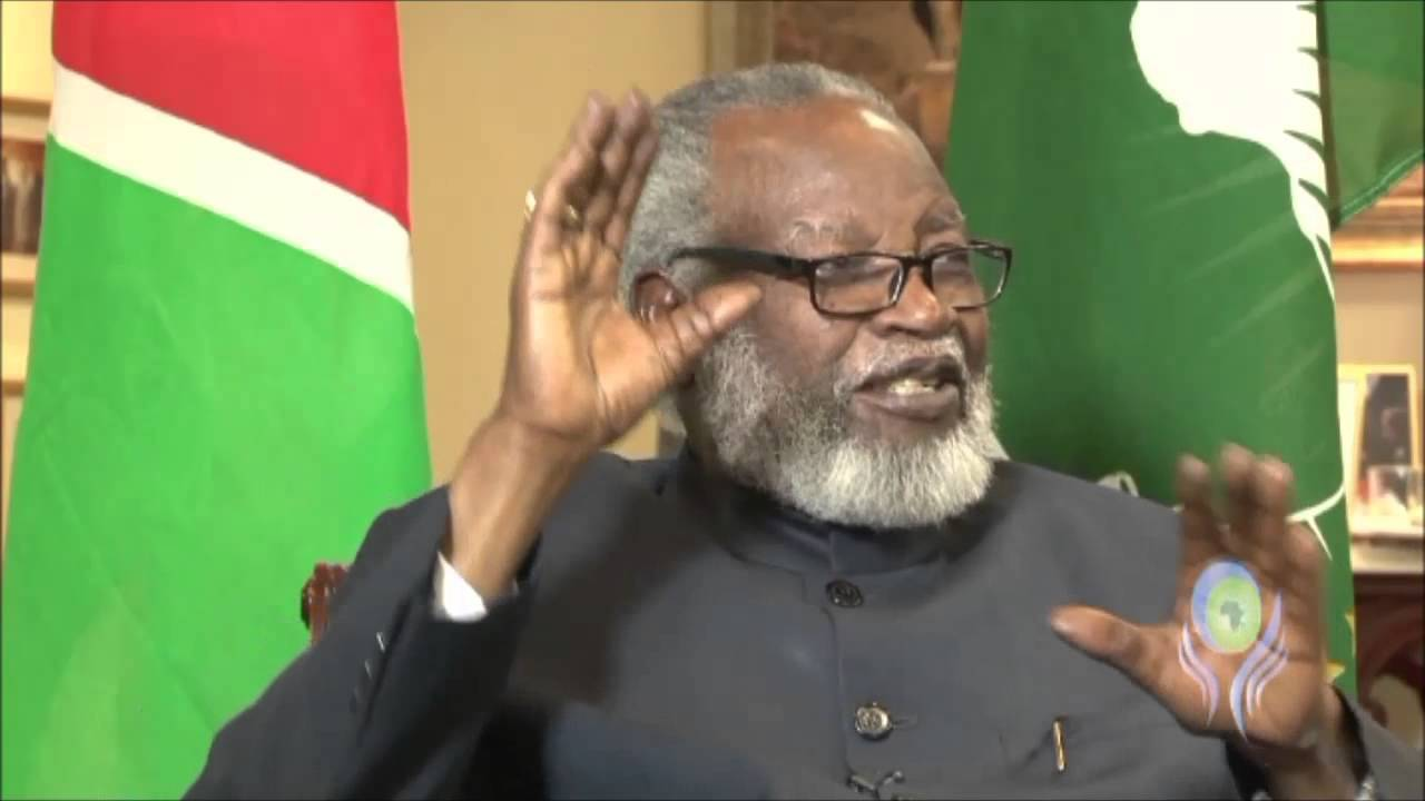 meet the leader - h e  sam nujoma