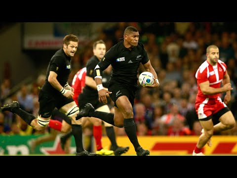 5 of the best RWC 2015 tries - weekend #3