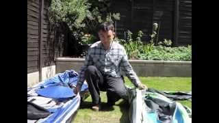 Expensive vs Cheaper Inflatable Canoe