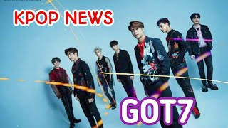 #GOT7 #SPINNINGTOP #AHGASE[KPOP NEWS] GOT7 to appear in NBC's