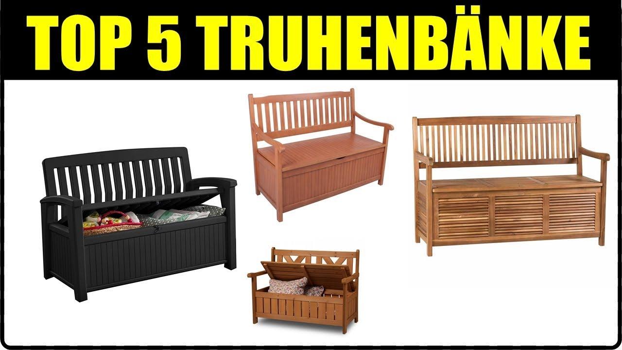 TOP 5 GARTEN TRUHENBANK SITZBÄNKE ☆ Top Gartenbank ☆Truhenbank ...