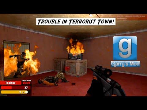 Gmod Trouble In Terrorist Town Fun - Boombox, Watermelon Bomb, Story Time