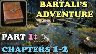Bartali's Adventure Log Walkthrough for chapter 1 and chapter 2. Tip jar: https://www.paypal.me/DragonUZI Production Music courtesy of Epidemic Sound: ...