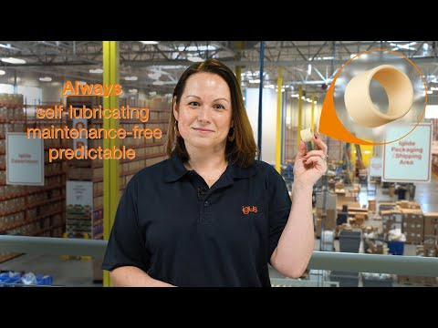 Bronze bearings over plastic bearings? Think again