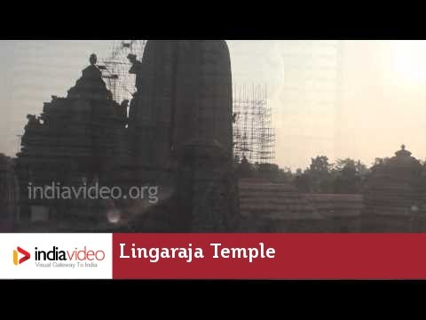 The finest of ancient Odisha architecture at Lingaraja Temple