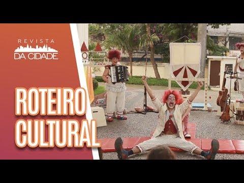 ROTEIRO CULTURAL: Tomás Crego, Espetáculo Piolin E Mais - Revista Da Cidade (04/05/18)