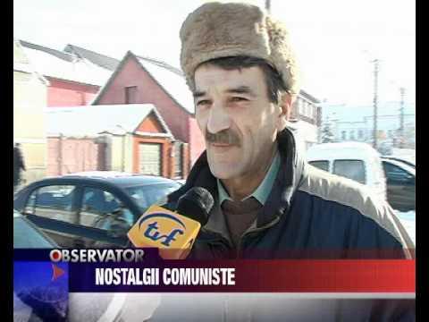 Nostalgii comuniste