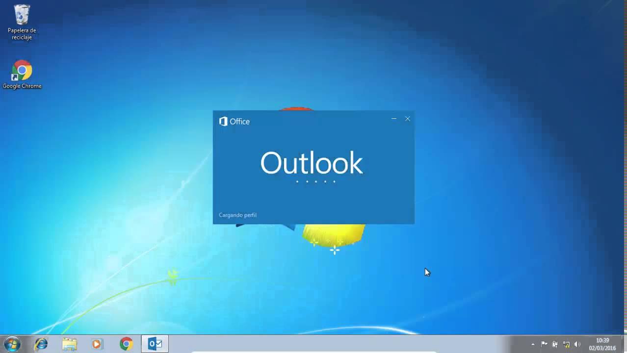 descargar outlook 2016 gratis para windows 7
