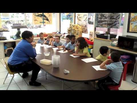 Kids For Kids Academy Science Lab Experiment:  Physical Properties of Matter