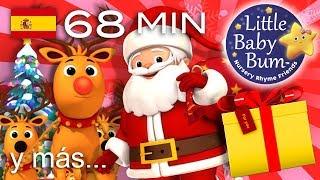 Villancicos | Canciones de Navidad | Y muchas más canciones infantiles | ¡LittleBabyBum!