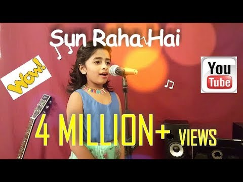 Praniti | Sun Raha Hai Na Tu (Female Version) I Shreya Ghoshal | Aashiqui 2