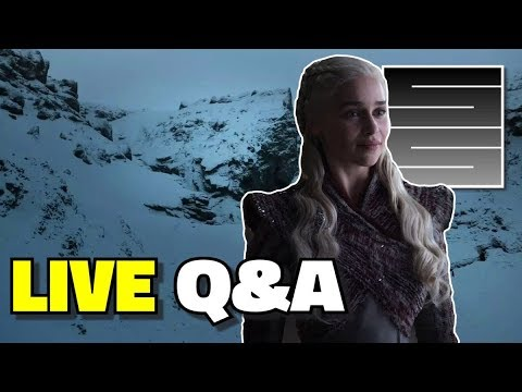 Game Of Thrones Season 8 Predictions - Live Q&A! Mp3