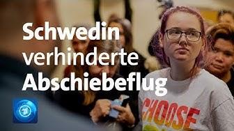 Aktivistin Elin Ersson zu Geldstrafe verurteilt
