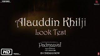 Padmaavat | Ranveer Singh - Behind The Scenes