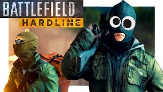 funny battlefield hardline moments bfh multiplayer gameplay tazer trolling