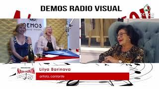La periodista Martha Wolff en NASH OGONIOK con Lilya Barinova y Nonna Fomina - 15 de Abril 02