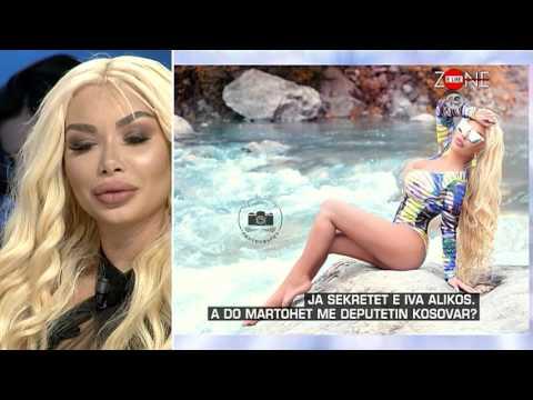 Zone e lire - Ja sekretet e Iva Alikos. A do martohet me deputetin kosovar?! (06 maj 2016)