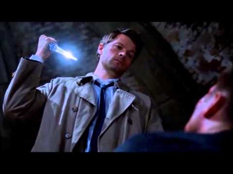 Supernatural 8x17 'Goodbye Stranger' Cas Attacks Dean
