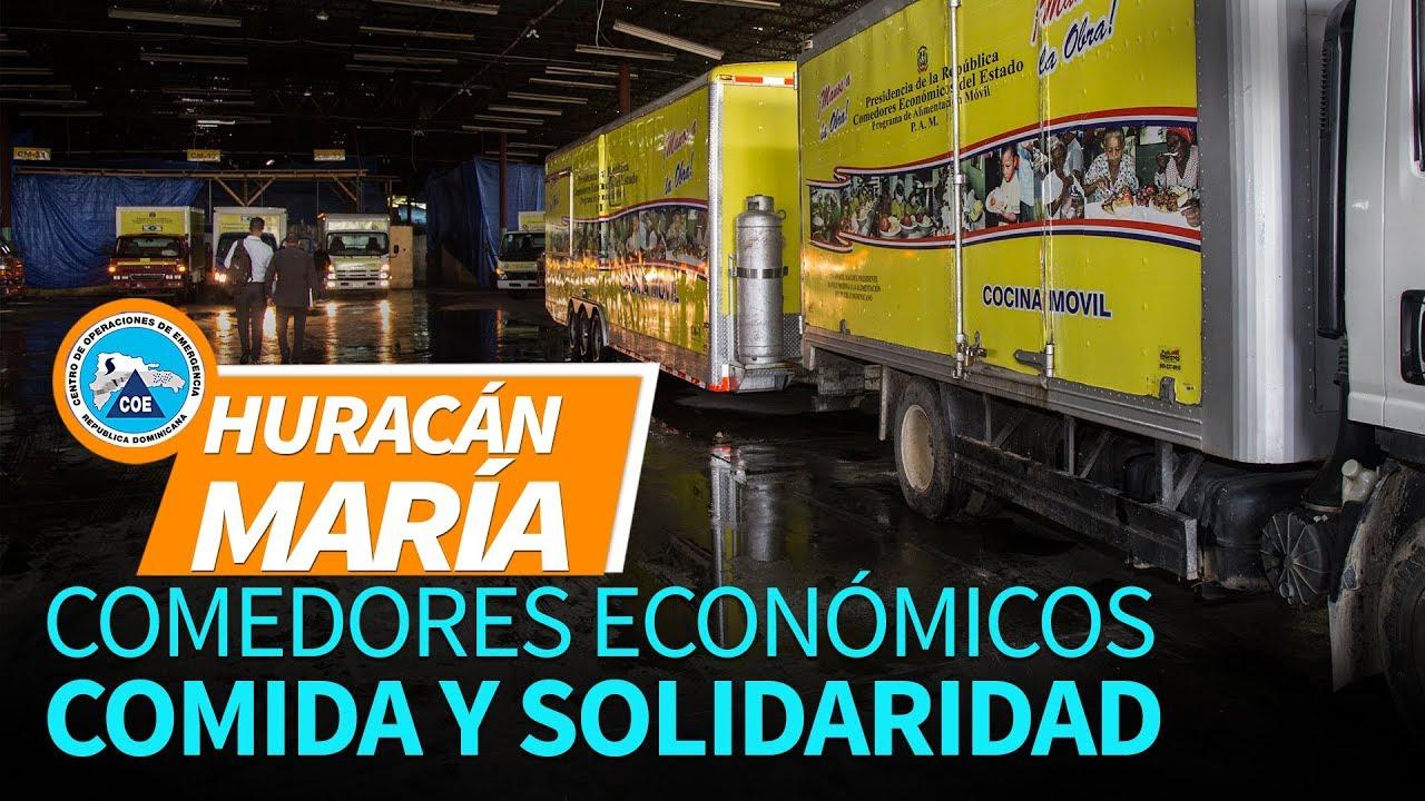 Comedores Económicos, comida y solidaridad - YouTube