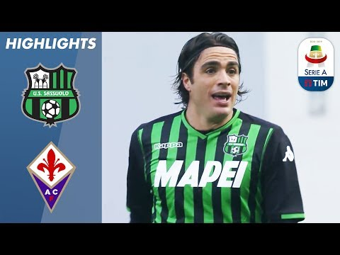 Sassuolo 3-3 Fiorentina | Crazy Finish To 6 Goal Thriller! | Serie A