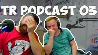 TR Podcast 03: BMW и ЛГБТ / Вариатор на Vesta / Электрокар Ford / Автоугоны и Автомошенники