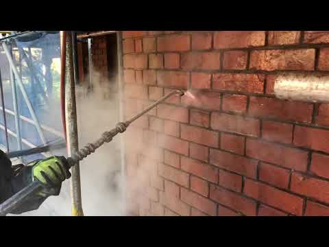 Super heated brick cleaning services Hampstead London NW3
