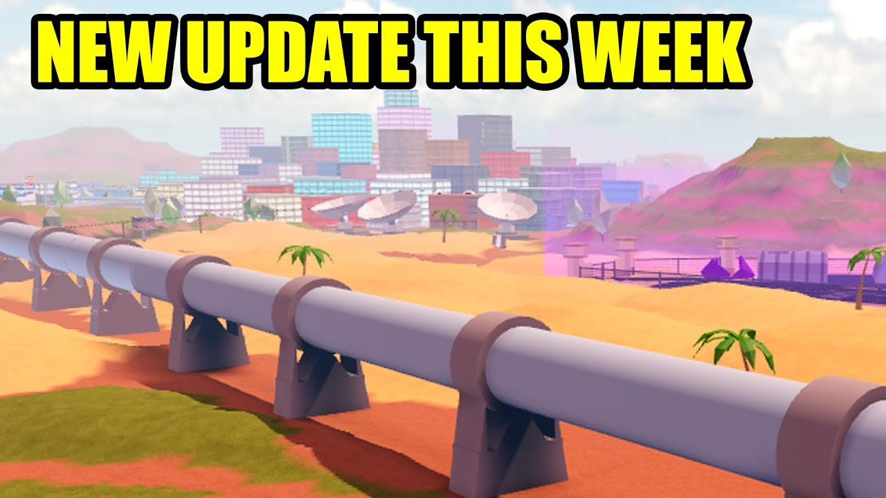 Images Of Roblox Jailbreak Roblox Jailbreak Is Finally Getting An Update Youtube