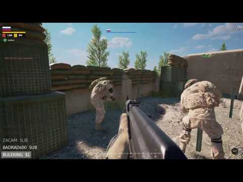 Squad v8.6 ► The Most Super of FOBs (Full Round)