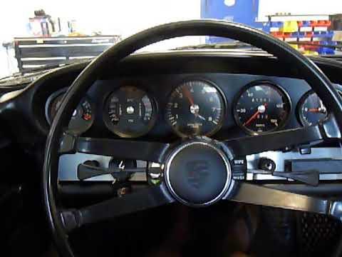 Restored 1968 Porsche 911 Coupe