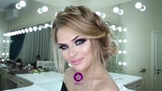 Orxideya Beauty Center (My wedding make up & hair) Afaq & Gunay