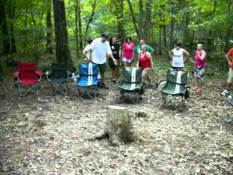 Camp Lewallen Laterine Skit - YouTube