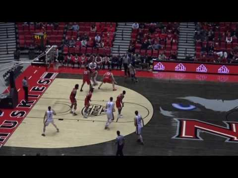 Ryan Weber: BSU vs NIU 2 14 17