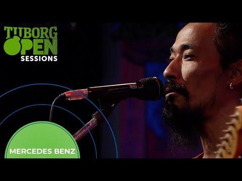 Mercedes Benz - Cobweb | Tuborg Open Sessions