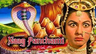 Naag Panchami | Hindi Full Movie | Prithvi Raj Kapoor,Jaishree Gadkar | NH Studioz