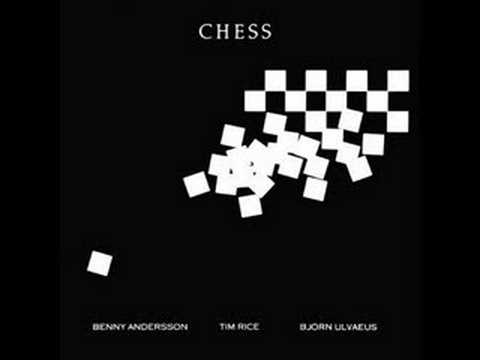 CHESS The American and Florence - Nobody´s Side