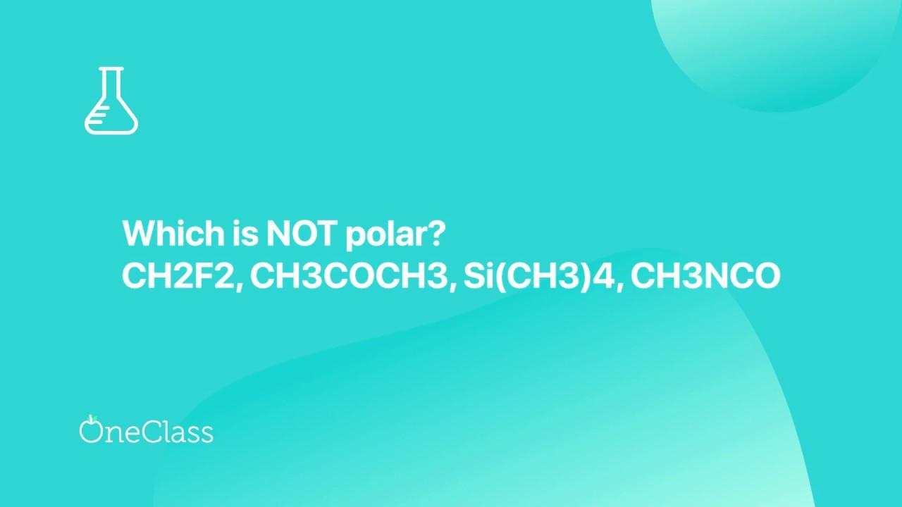 Ch2f2 Polarity Youtube
