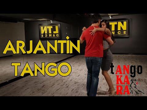 "Arjantin Tango ""Tango Ankara""   Latino Dans Stüdyosu"