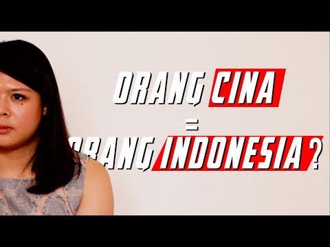 Apakah orang Cina orang Indonesia ?